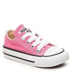 Converse | All Star Pink Toddler Size 5 Sneakers